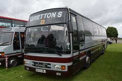 H822 RWJ (markkirk85) Tags: peterborough bus rally 2016 buses scania k93crb plaxton paramount 3200 grettons new edwards lower edmonton 81990 h822 rwj h822rwj