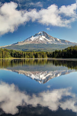 2016-08 Stephen Payne-198-200 HDR.jpg (Stephen_Payne) Tags: hdrphotos oregon trilliumlake othertags mthood reflections mountains places lakes
