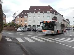 Lacroix rseau Valoise Setra S 415 NF BT-744-WN (95) n863 (couvrat.sylvain) Tags: cars lacroix bus autobus setra s 415 nf s415nf valoise montigny cormeilles beauchamp