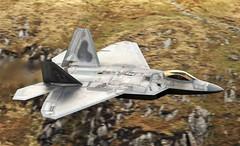 TYNDALL AFB (Dafydd RJ Phillips) Tags: mach loop snowdonia wales low level lakenheath pilot combat jet fighter f22 raptor 5thgeneration america united states air force usa usaf florida tyndal afb