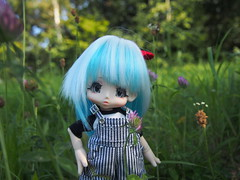 Another sunny shots <3 (sh0pi) Tags: kikipop doll puppe 2016 new outfit outside