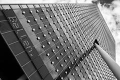 Vertical Limitation (frank_w_aus_l) Tags: netherlands rotterdam architecture architektur bellen kpn building monochrome monochrom bw sw noiretblanc nikon df zuidholland niederlande nl wow
