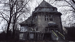 The love shack... (www.valsdarkroom.com) Tags: abandoned germany forgotten lost hospital decay dark urbex urbanexploration mysterious mystery horror scary haunted