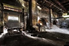 abandoned foundry (flowerpower.1969) Tags: urbex urban exploration ue abandoned verfallen verlassen vergessen alt old lost place decay decayed factory fabrik marode