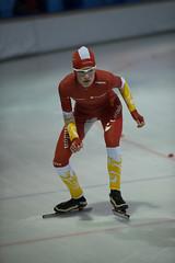 A37W7270 (rieshug 1) Tags: speedskating schaatsen eisschnelllauf skating nkjunioren knsb nkjuniorenallroundafstanden afstanden allround 50010001500massstart demeent alkmaar sportcomplexdemeent juniorenc ladies dames 500m