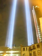 IMG_6666 (gundust) Tags: nyc ny usa september 2016 newyork newyorkcity manhattan architecture wtc worldtradecenter september11th 911 tributeinlight xeon twintowers memorial remembrance night