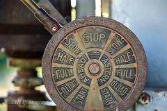 Slow (jah32) Tags: brass ships slow eot engineordertelegraph circle portburwell ontario canada