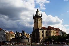 Old Town Hall (Prague) (Gbor Kecsks) Tags: canon eos 600d old town hall prague