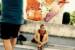 m-034 (enricoerriko) Tags: enricoerriko civitanovamarche portocivitanova animedistrada streetart telmomiel telmo miel erriko enrico cartacanta sanmarone peep colori people gente artisti strada arianna stefano ro laura cielo sky azzurro red green marche citanò artist sunshine sunset google altavista web sunrise sun moon earth globe grass piazzaxxsettembre lidocluana casadelpopolo murales