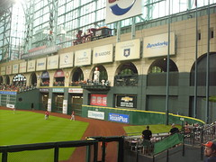 Houston 16 (MFHarris) Tags: houston astros minutemaid texas ballpark americanleague nationalleague baseball stadium