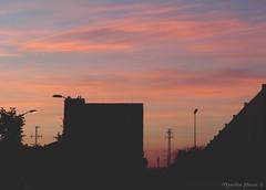 ''Miramos demasiado para lo poco que vemos''  (MarthaPR) Tags: sunset atardecer backlight landscape paisaje skyline view citylife shadows lights canon 700d albacete contraluz