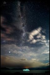 Tempano lago Argentino Via Lactea