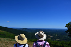Oh mon chapeau oh oh oh ! (boutot) Tags: nature landscape vacation freedom beautiful lifestyle outdoors travel summer sky grass boutot correze chapeaux contemplation