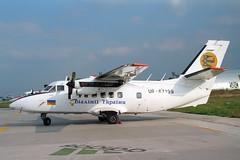 UR-67199 LET L-410UVP Turbolet Avialinii Ukrainy (pslg05896) Tags: kbp ukbb kyiv kiev boryspil borispol ukraine ur67199 let l410 turbolet avialiniiukrainy