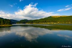 Bolboci Lake (Arminio Andrei) Tags: bolbocilake nikkor1635mmf4gedvr nikon1635mmf4vr bluesky d810 lake landscape public reflections