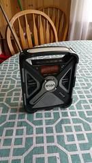 Eaton FRX5 Emergency Radio (Guy P Mitchell) Tags: emergency radio flashlight cell phone charger