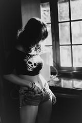 TN-09896 (Tejes Nayak) Tags: bts body croptop curves garment hotpant lighting madonna people shoot sunlight dd sunrays window