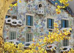 Casa Batllo (Shahrazad26) Tags: barcelona cataeloni catalunya spanje espagna espagne spain casabatllo