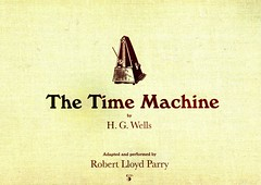 The Time Machine @ The Lowry, Salford 24/9/2016 (stillunusual) Tags: thetimemachine hgwells robertlloydparry rmlloydparry nunkie nunkietheatrecompany salford salfordquays manchester greatermanchester thelowry lowry pier8 theatre programme mcr england uk 2016