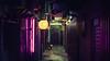 Cinematic Series #06 (Laser Kola) Tags: laserkola lasseerkola 2014 fujifilm fujifilmx100s fujix100s streetphotography streetphoto japan osaka alley 大阪市 narrowalley colorful colourful cinematic cinematographer hibana spark tvseries netflix lantern steampunk bladerunner darkcity dark neon neonlights pipes akira widescreen cinematicseries namba sennichimae mysterious moody atmospheric atmosphere nightlife nightlights nightphotography night