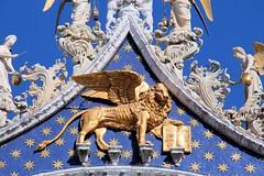 Leone San Marco (Sophai900) Tags: venezia venice italia piazza san marco