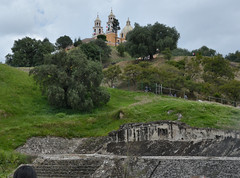 DSC_7779p (Milan Tvrd) Tags: cholula mxico puebla pyramide zonaarqueolgica