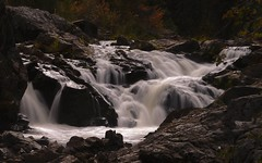 off the beaten path... (Alvin Harp) Tags: idaho us95 waterfalls mountainstream longexposure le autumn sonyilce7rm2 fe41635zaoss september 2016 naturesbeauty nature alvinharp