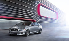 Jaguar XJR Unveiled at the New York Auto Show 2013 (jaguarcarsmena) Tags: nyc uk usa ny newyork jaguar focused motorshow luxurious xj agile highperformance xjr jaguarxj jaguarxjr sportssaloons rmodel jaguarmena