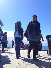 mar13 913 (raqib) Tags: blue sea sky beach mobile pier australia melbourne rc frankston iphone shadesofblue frankstonpier raqib raqibchowdhury