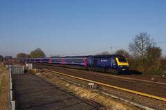43158 worting 31/03/2013 (Offroadanonymous) Tags: 43158 worting