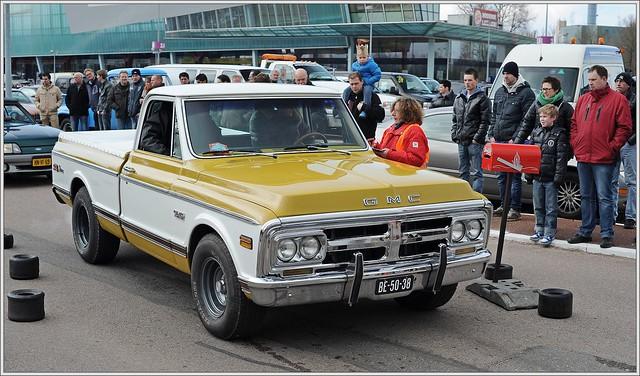 sierra 1972 1500 gmc classiccars classicamericancars kingcruise gmc1500sierra kingcruisemuiden classicuscars gmc1500sierra1972 be5038 kingcruise2013 haagscheamerikanenclub