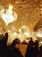 7222964160_2b9ed63247_k (maryoom_) Tags: glass gold qom holyshrine