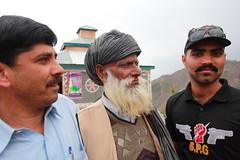 Respected elder at Mir Gali masjid, near Thotha, Kashmir (Paul Snook) Tags: pakistan kashmir masjid ajk jhelumvalley mirgalivillage
