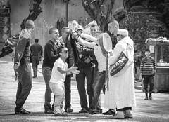 Life in Place Uta el-Hammam (2) (. . : : e L m - P h o t o g r a p h e r : : . .) Tags: street door city bridge sky people white black streets nature noiretblanc god ciel morocco angels waterfalls maroc porte casablanca chaouen ruelle rue chefchaouen ville rabat portes kasba oued laou akchour akchor