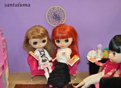 Iani,Aisha e Angel falando sobre o livro do beijo!!