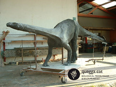 Plateosaurus (Quagga Associats) Tags: park public glass germany outdoors fire zoo one for model eyes paint with dinosaur nest very outdoor 5 five metallic egg double structure newborn layer and polyester to areas resin offspring reconstruction internal conditions in plasticine moulded sculptured quagga retardant resistant plateosaurus hyperrealist sillicone ramonlopez indicidual alemaniya