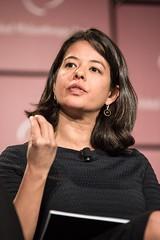 Maya Chorengel at the 2013 Global Philanthropy Forum