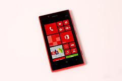 The Nokia Lumia 720 (Nokia UK) Tags: red nokia accessories unboxing 720 lumia