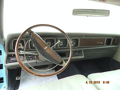 "1969 Lincoln Mark III • <a style=""font-size:0.8em;"" href=""http://www.flickr.com/photos/85572005@N00/8680134685/"" target=""_blank"">View on Flickr</a>"