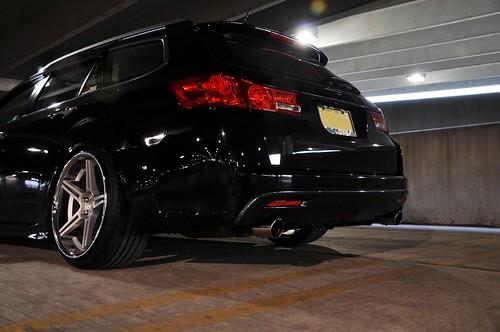 Acura Tsx Wagon On 20x105 Concept One Executive Cs 50 A Photo