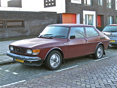 45-VZ-97 SAAB 99 Turbo, 1978 (sanders') Tags: turbo 99 1978 saab cwodlp 45vz97