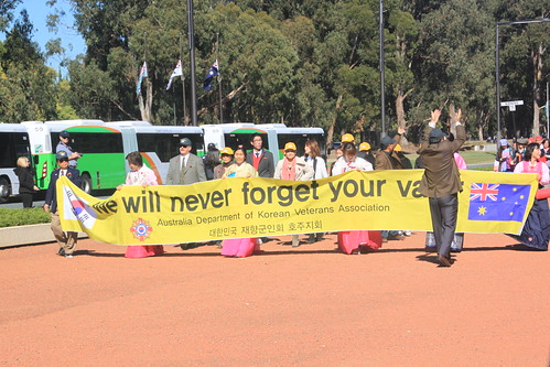 2013 ANZAC day Canberra