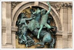 Dtail (Ubierno) Tags: paris france museum europa europe louvre palace muse palais museo francia pars palacio ubierno