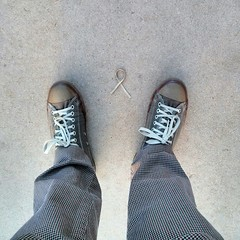 Photo (brofax) Tags: pants please jerry lewis rubber help converse awareness causes important paid