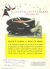 LUXOR Radio, Grammophon Dealer Folder (SWEDEN 1947)_008 (MarkAmsterdam) Tags: old sign metal radio vintage advertising design early tv portable colorful fifties tsf mark ad tube battery engineering pickup retro advertisement collection plastic equipment electronics era handheld sheet booklet collectible portfolio eames electrical atomic brochure console folder forties fernseher sixties transistor phono phonograph dealer cartridge carradio fashioned transistorradio tuberadio pocketradio 50s 60s musiktruhe tableradio magnetophon plaskon 40s kitchenradio meijster markmeijster markamsterdam coatradio tovertoom