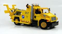 00 (LegoMarat) Tags: lego technic rc towtruck modelteam moc powerfunctions