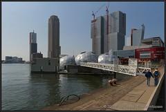 2013-04-21 Rotterdam - De Rotterdam (Topaas) Tags: rotterdam remkoolhaas oma koolhaas kopvanzuid ovg derotterdam wilhelminapier posthumalaan sonya77 sonyslta77 sonyslta77v