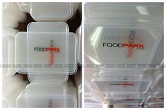 พิมพ์ฝากล่องอาหาร Food Park