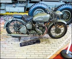 Tam--10 (Flicktone) Tags: bsam20 rememuseumarborfield vintagearmymotorcycle bsaarmymotorcycle