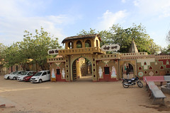Chokhi Dhani Resort Jaipur, Rajasthan-India (devmalya2010) Tags: road travel india tourism photo gallery village picture places images tourist resort spots guide ethnic tonk jaipur 5star dhani rajasthan attractions chokhi the